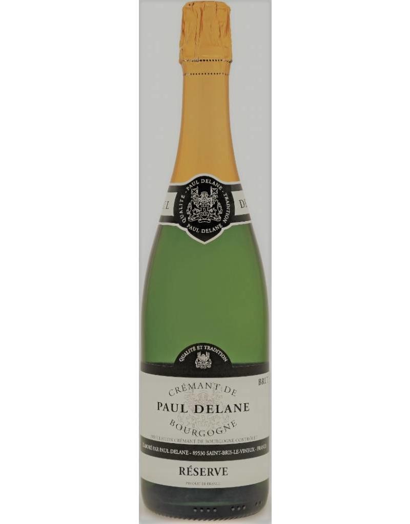 Cremant de Bourgogne brut Paul Delane Réserve