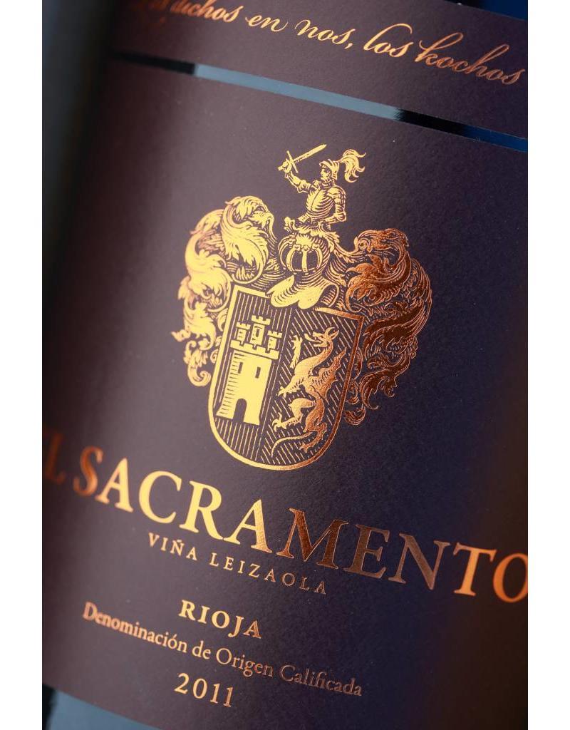 EL SACRAMENTO Rioja 2013