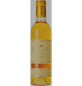 CHATEAU D'YQUEM 1998 1/2 fles