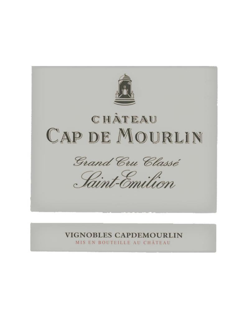 CHATEAU CAP DE MOURLIN St.-Emilion Grand Cru Classé 2001