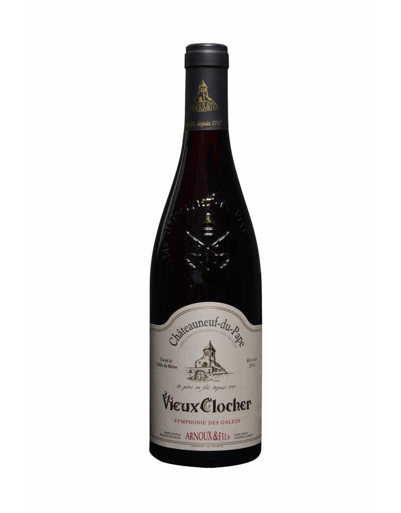 CHATEAUNEUF DU PAPE Vieux Clocher 2014