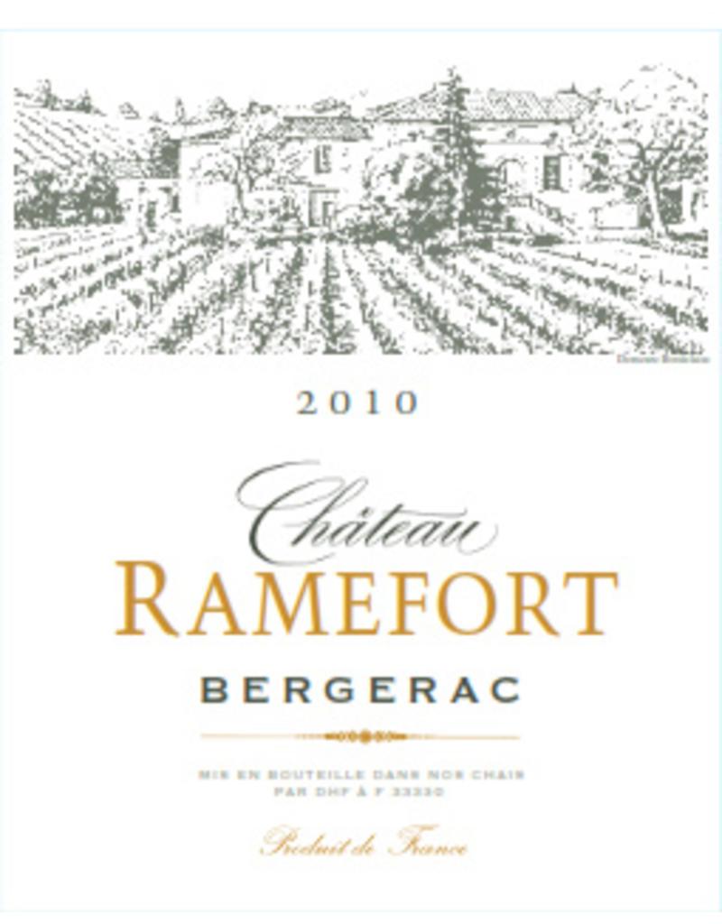 CHATEAU RAMEFORT Bergerac 2010