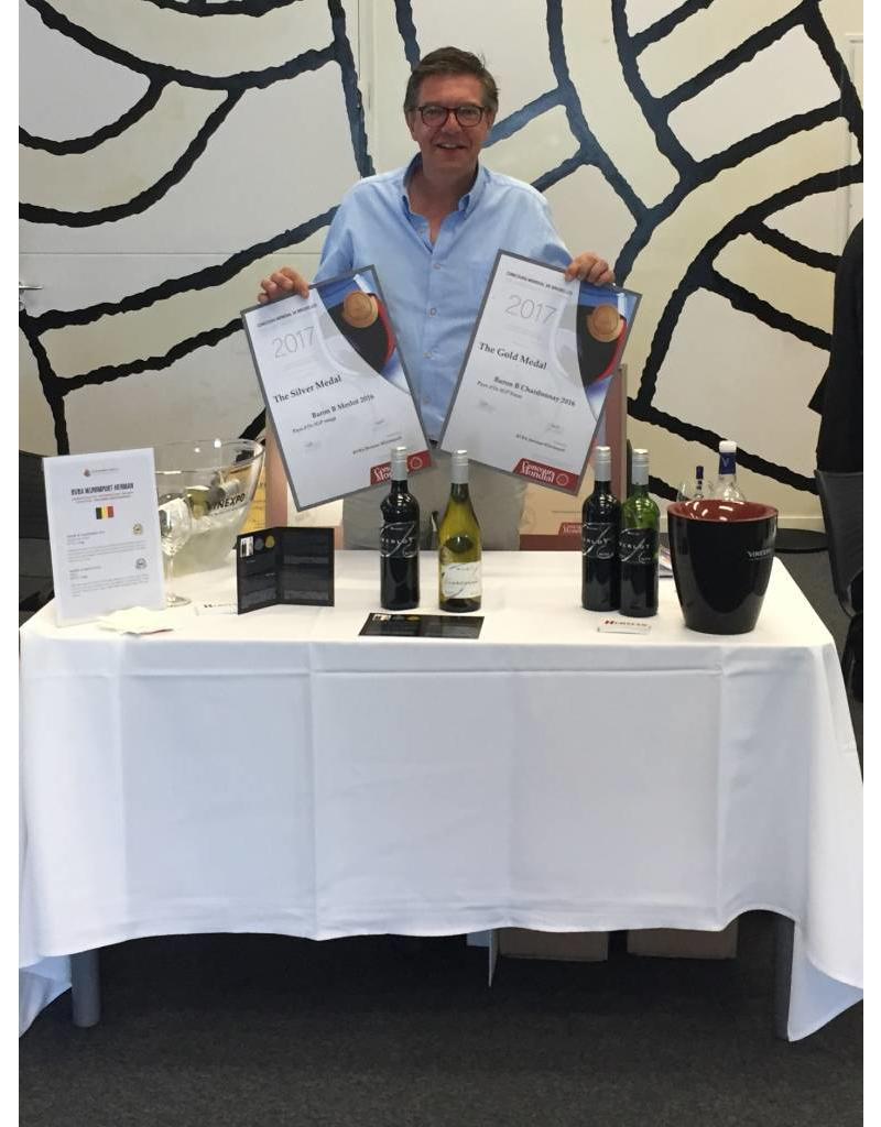 BARON 'B'' Chardonnay 'medaille winnaar'