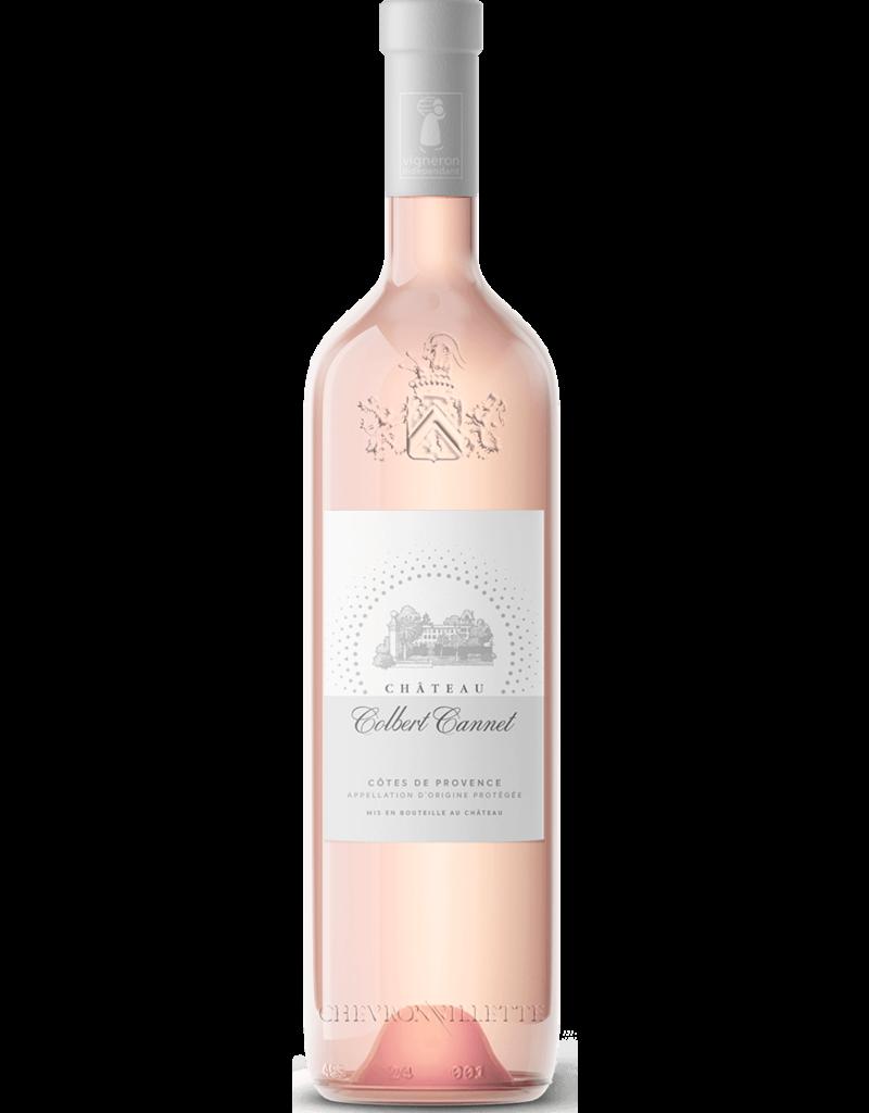Rosé de Provence Château Colbert Cannet