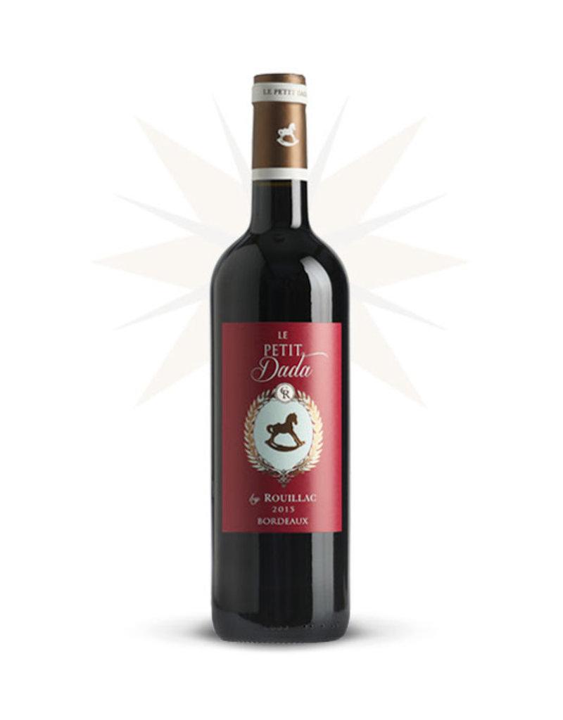 PETIT DADA DE CHATEAU ROUILLAC Bordeaux rouge 2016