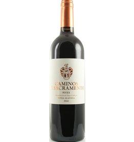 CAMINOS DE SACRAMENTO Rioja rood