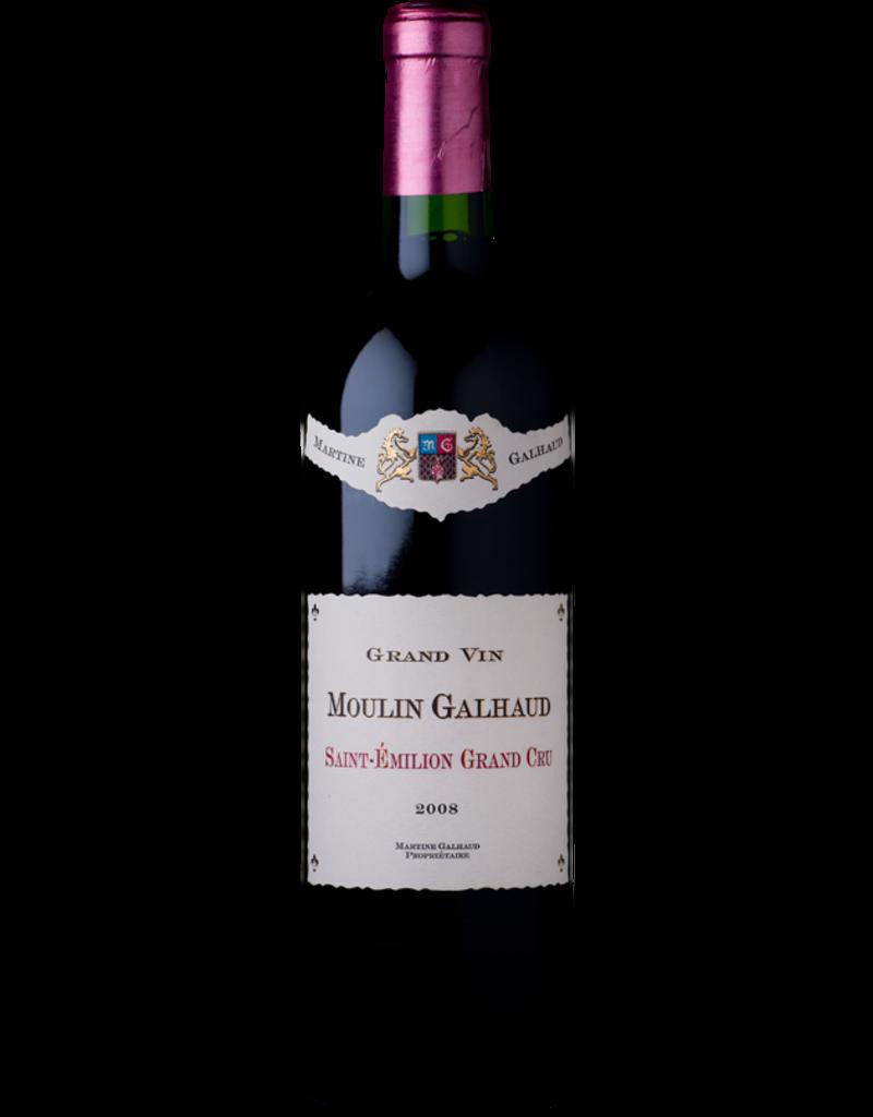 MOULIN GALHAUD Saint-Emilion Grand Cru 2007