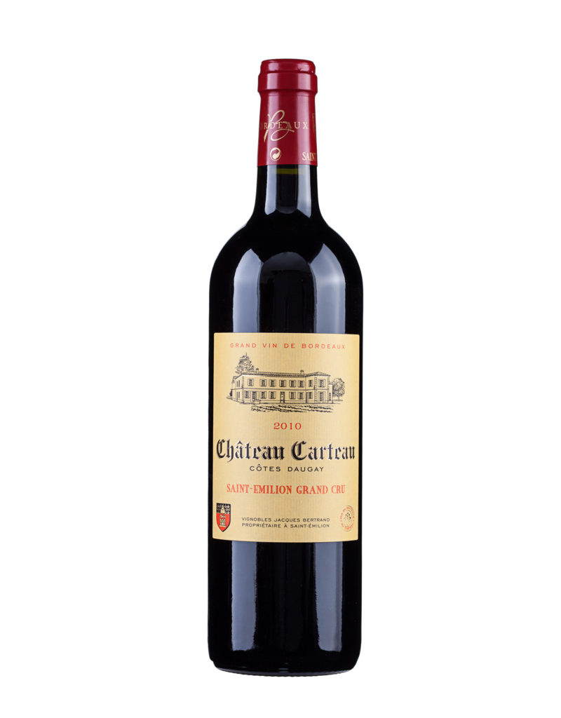 CHATEAU CARTEAU Saint-Emilion Grand Cru 2018
