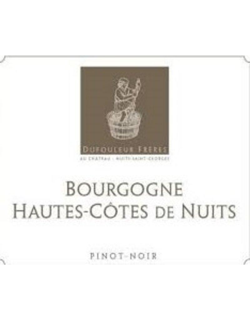 HAUTES COTES DE NUITS 2014 Dufouleur Frères