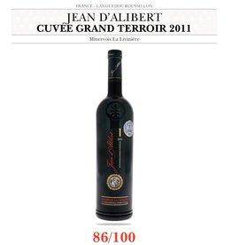 MINERVOIS LIVINIERE Jean d'Alibert 2011
