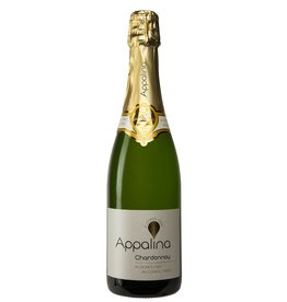 APPALINA Chadonnay Mousserende wijn zonder alcohol