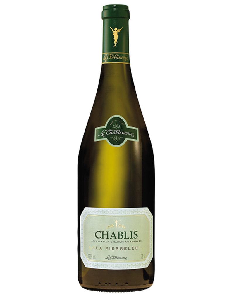CHABLIS La Pierrelee 'La Chablisienne' 2018