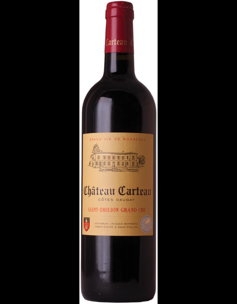 Château CARTEAU St.-Emilion Grand Cru 2020