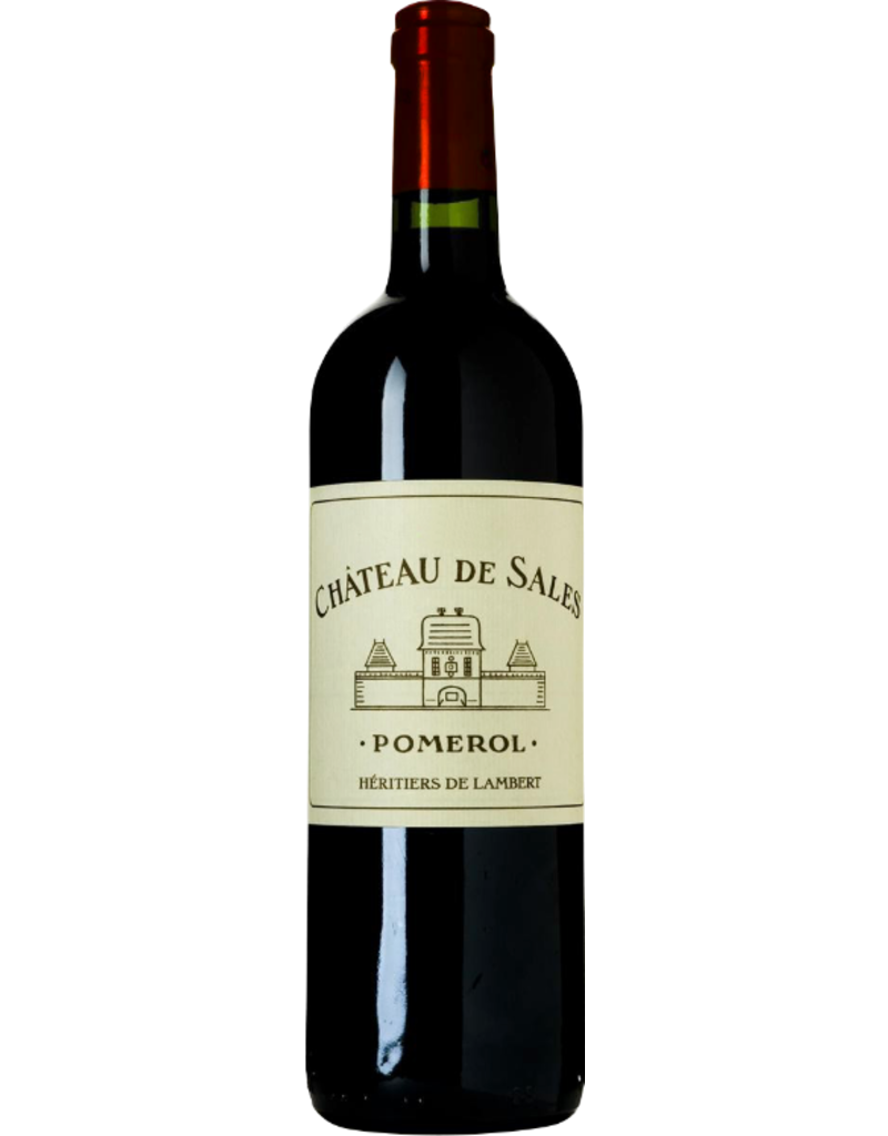 Château DE SALES Pomerol 2020