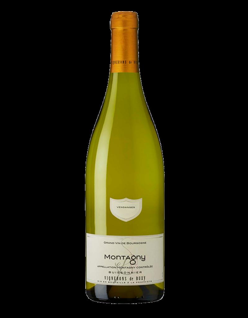 MONTAGNY Buissonier Bourgogne Blanc 2018