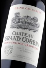 CHATEAU GRAND CORBIN St-Emilion Grand Cru Classé 2019
