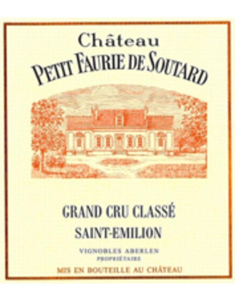 CHATEAU PETIT FAURIE DE SOUTARD St-Emilion Grand Cru Classé 2019