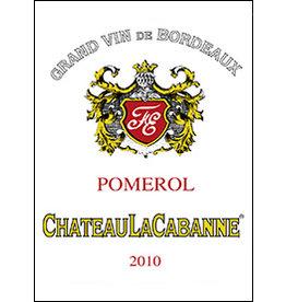 CHATEAU LA CABANNE Pomerol 2018