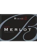 BARON 'B' Merlot