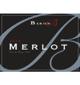 BARON 'B' Merlot PROMO 12+1