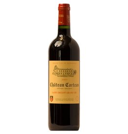CHATEAU CARTEAU Saint-Emilion Grand Cru 2017
