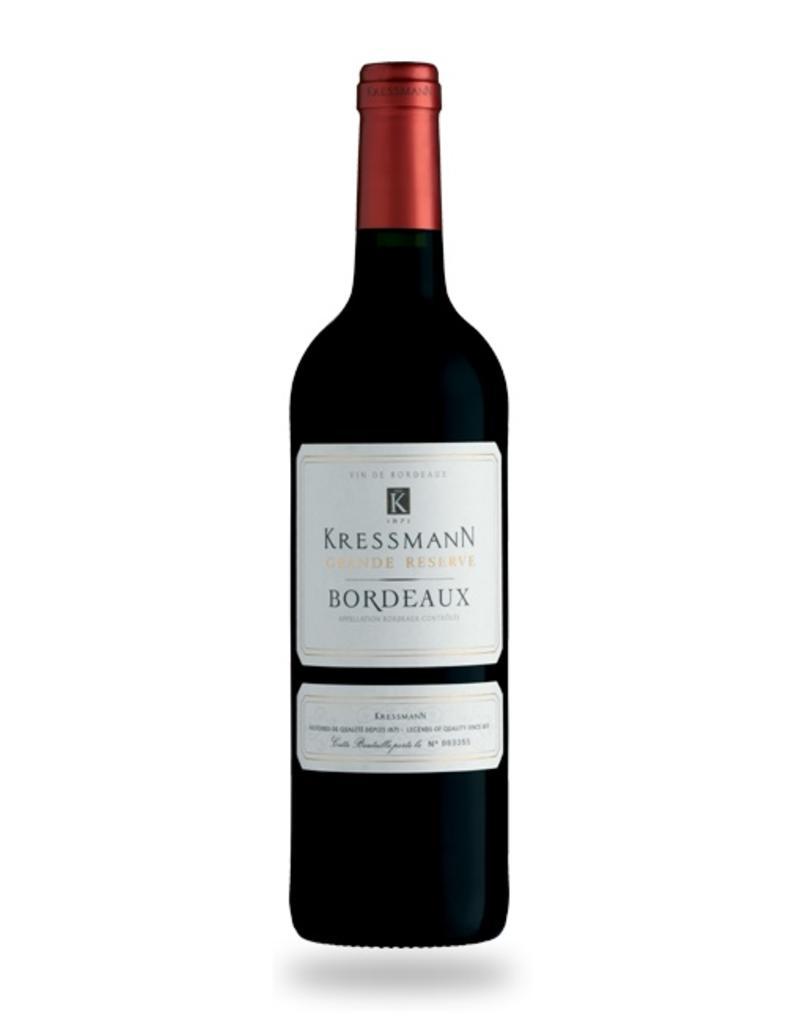 KRESSMANN Bordeaux rood