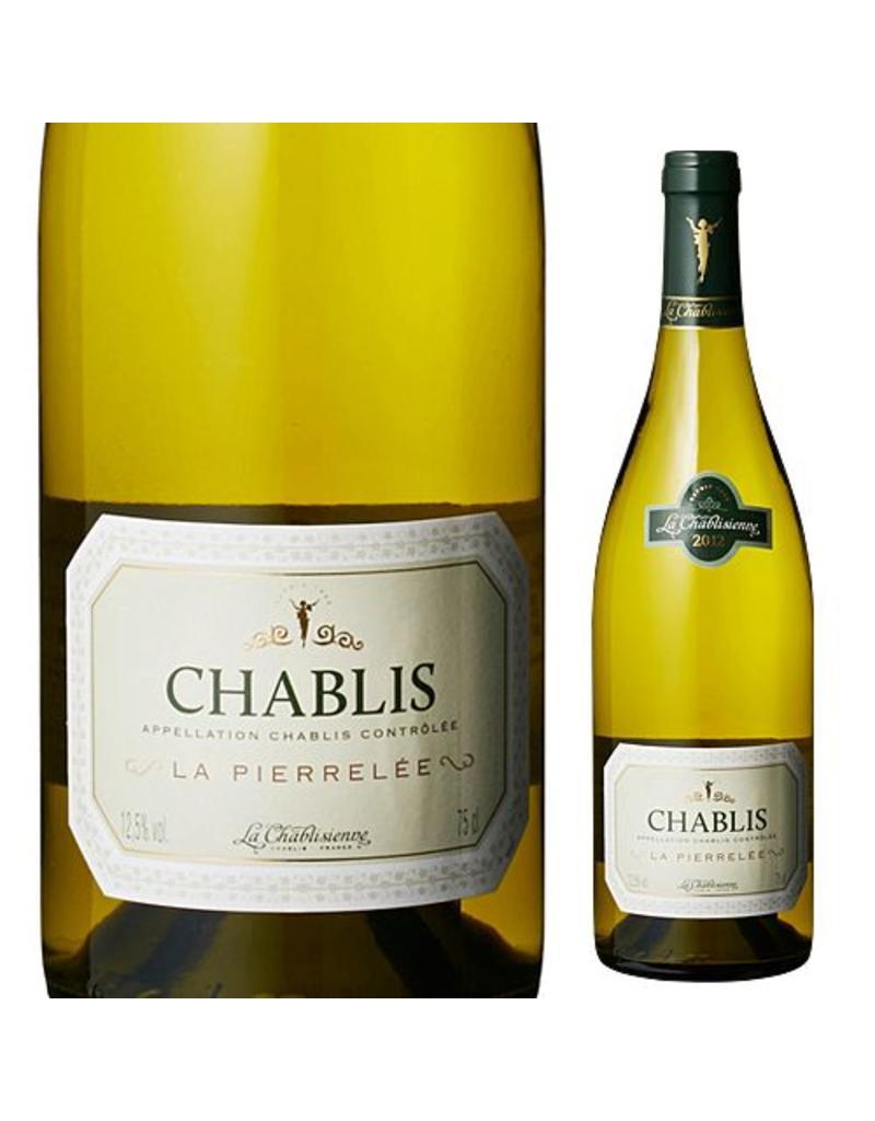 CHABLIS Pierrelée 2012 'La Chablisienne'