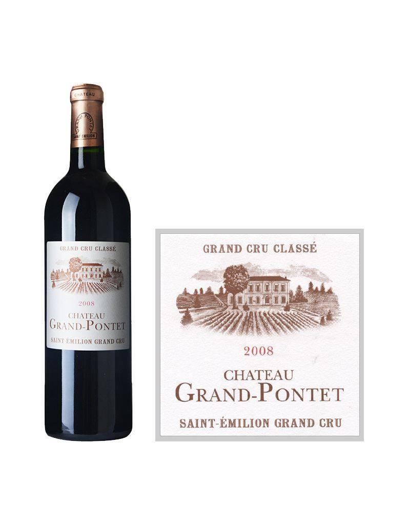 CHATEAU GRAND PONTET Saint-Emilion Grand Cru Classé 2015