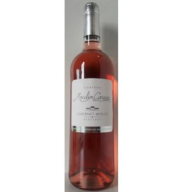 CHATEAU MOULIN CARESSE Bergerac Rosé
