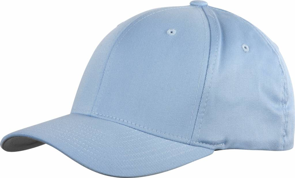 Flexfit WOOLY COMBED 6277 Cap carolina blue/grey