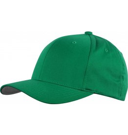 Flexfit WOOLY COMBED 6277 Cap pepper green/grey