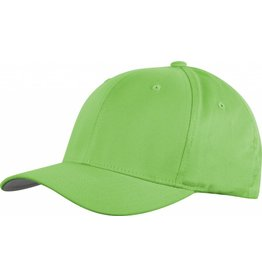 Flexfit WOOLY COMBED 6277 Cap fresh green/grey