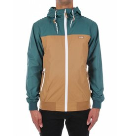 Iriedaily AUF DECK JACKET dark teal
