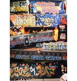 Ghetto Fever Graffiti Magazine Vol.1