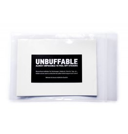 Unbuffable Sticker M