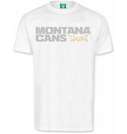 Montana LOGO T-SHIRT - White