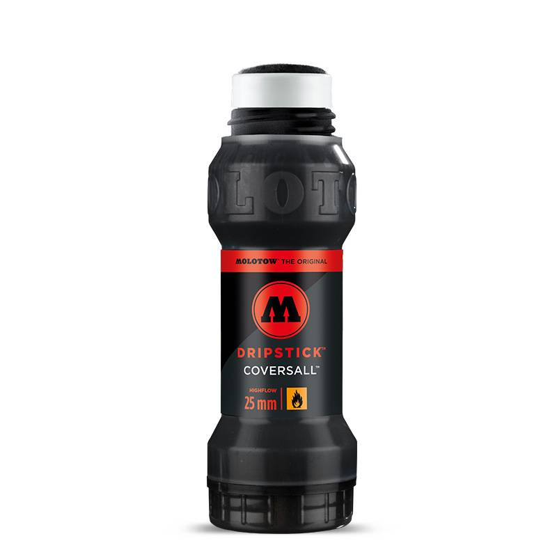 Molotow DRIPSTICK 861DS 25mm CoversAll Black
