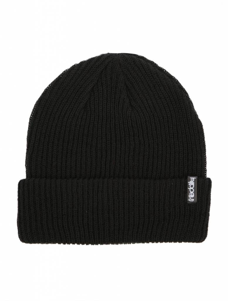 Iriedaily SMURPHER LIGHT BEANIE - black