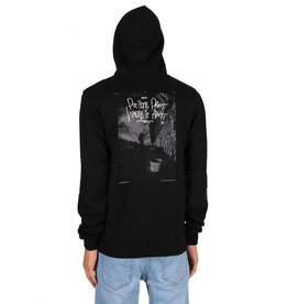 Iriedaily Put Paint Hoody - black