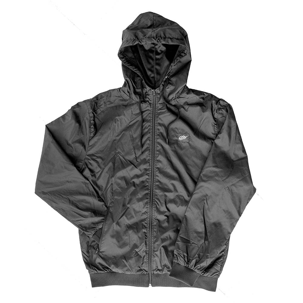 639ER WINDBREAKER black