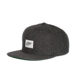 639ER WOOL SNAPBACK CAP dark grey