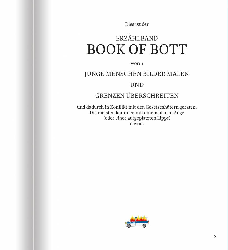 BOOK OF BOTT