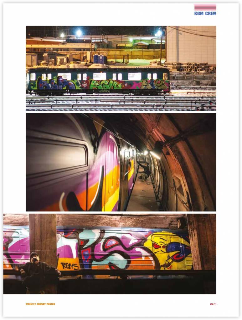 Egowar #18 Graffiti Magazin