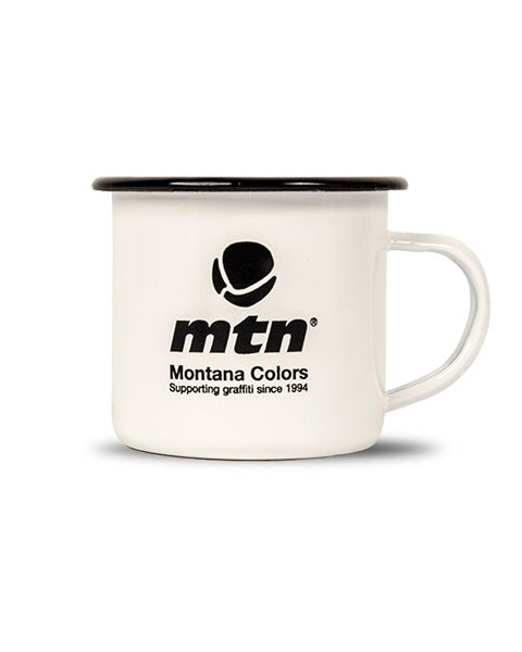 MTN Colors Emaille-Becher