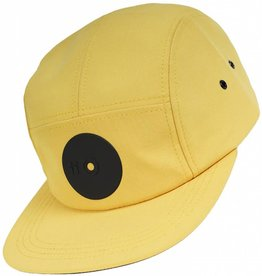 Mr. Serious Yellow Super Fat Cap gelb