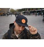 Mr. Serious Orange Medium Fat Cap schwarz