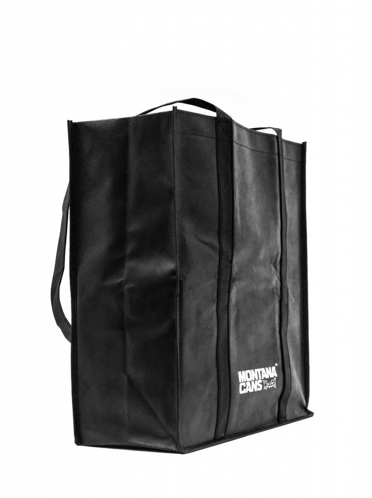 Montana PP Panel Bag - Black