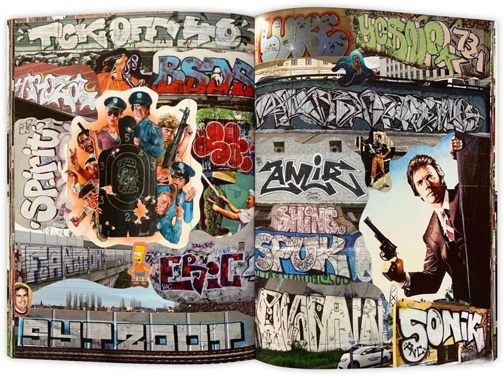 Ghetto Fever Graffiti Magazine Vol.3