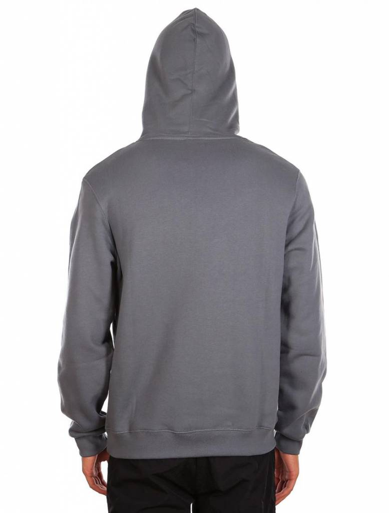 Iriedaily TAGG Hooded - anthracite