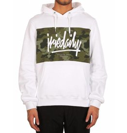 Iriedaily TAGG Hooded - white